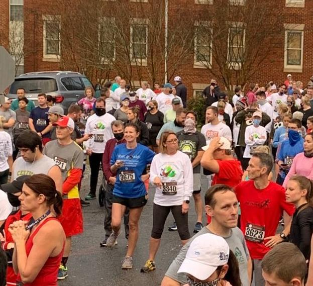 422 PARTICIPANTS IN ANNUAL THANKSGIVING 5K