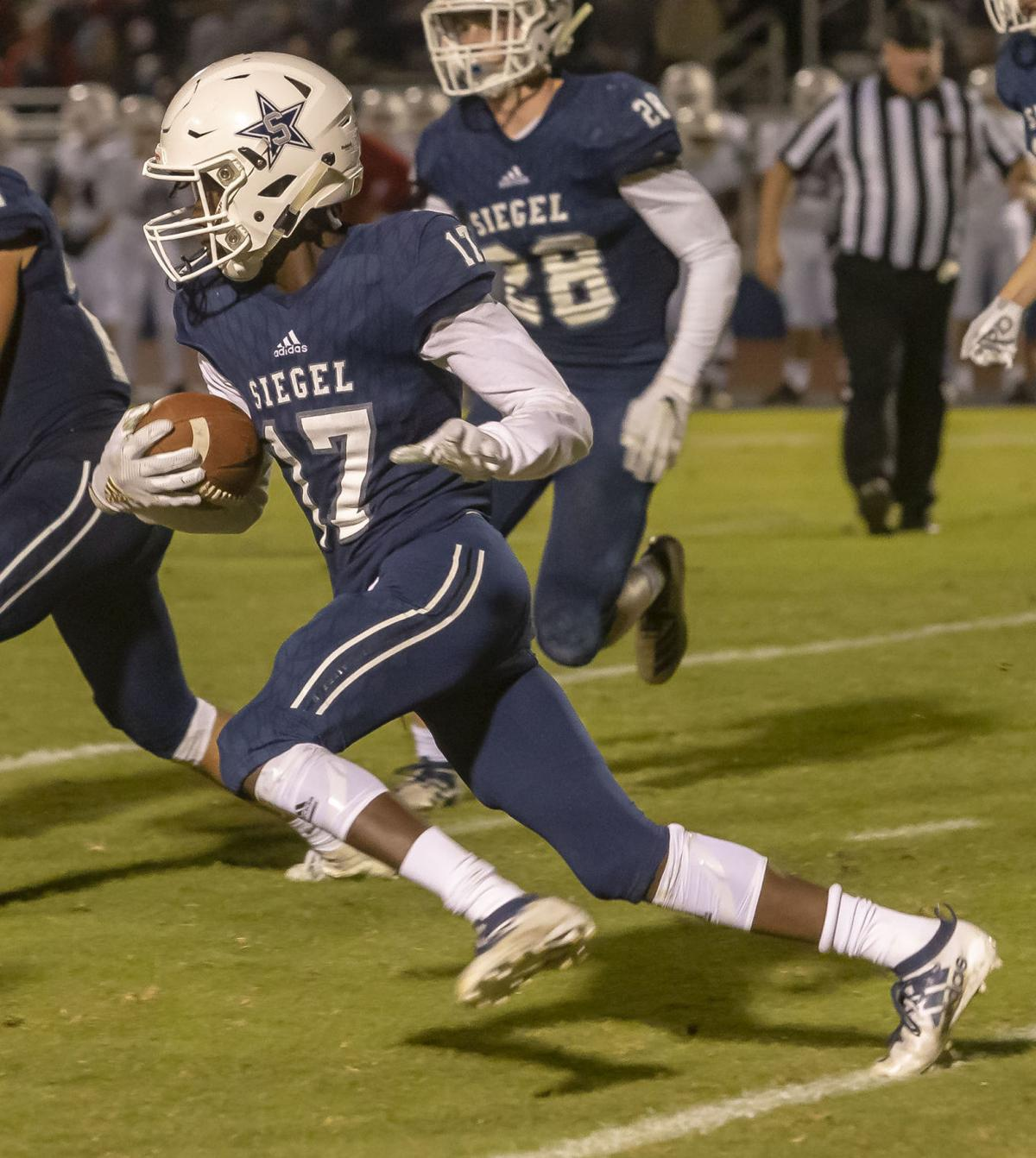 Siegel rally comes up short in 35-28 loss to Cookeville