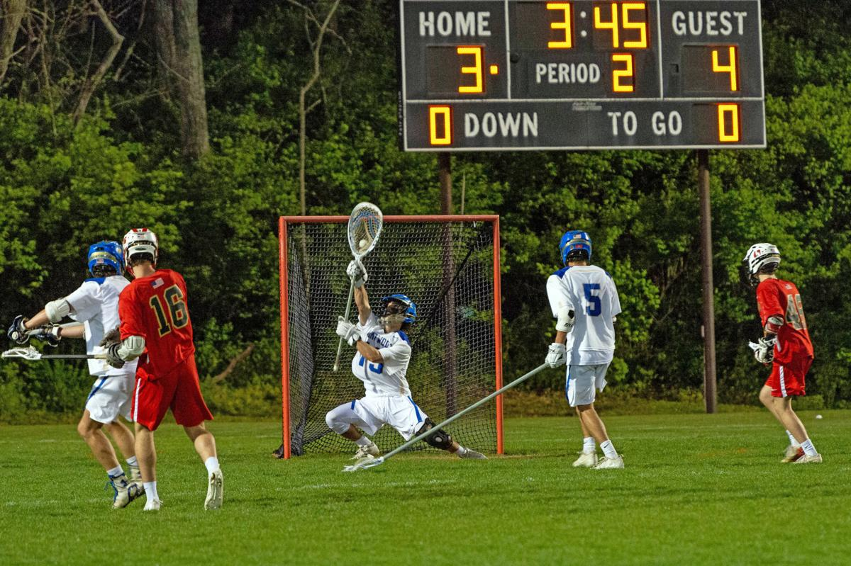 Brentwood's Ethan Pennell makes a big save for the Bruins.jpg