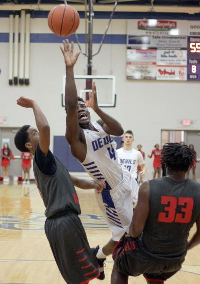 Early lead not enough as White House boys fall to East Nashville