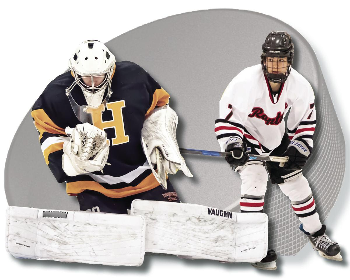 Hendersonville-Station Camp-Beech's Brandon Shaw is the GNASH Goaltender of the Year and Ravenwood's Liam Hussey is the GNASH Player of the Year