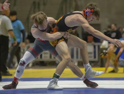 Two Rutherford County seniors win TSSAA wrestling titles