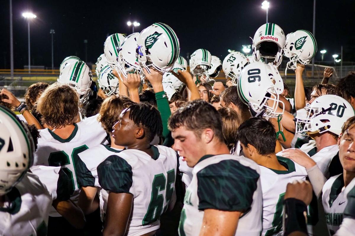 Green Hill football in the mix for region title in program's second year
