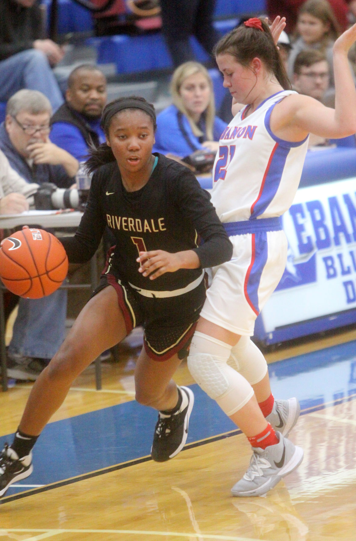 Riverdale basketball dealt two losses at Lebanon