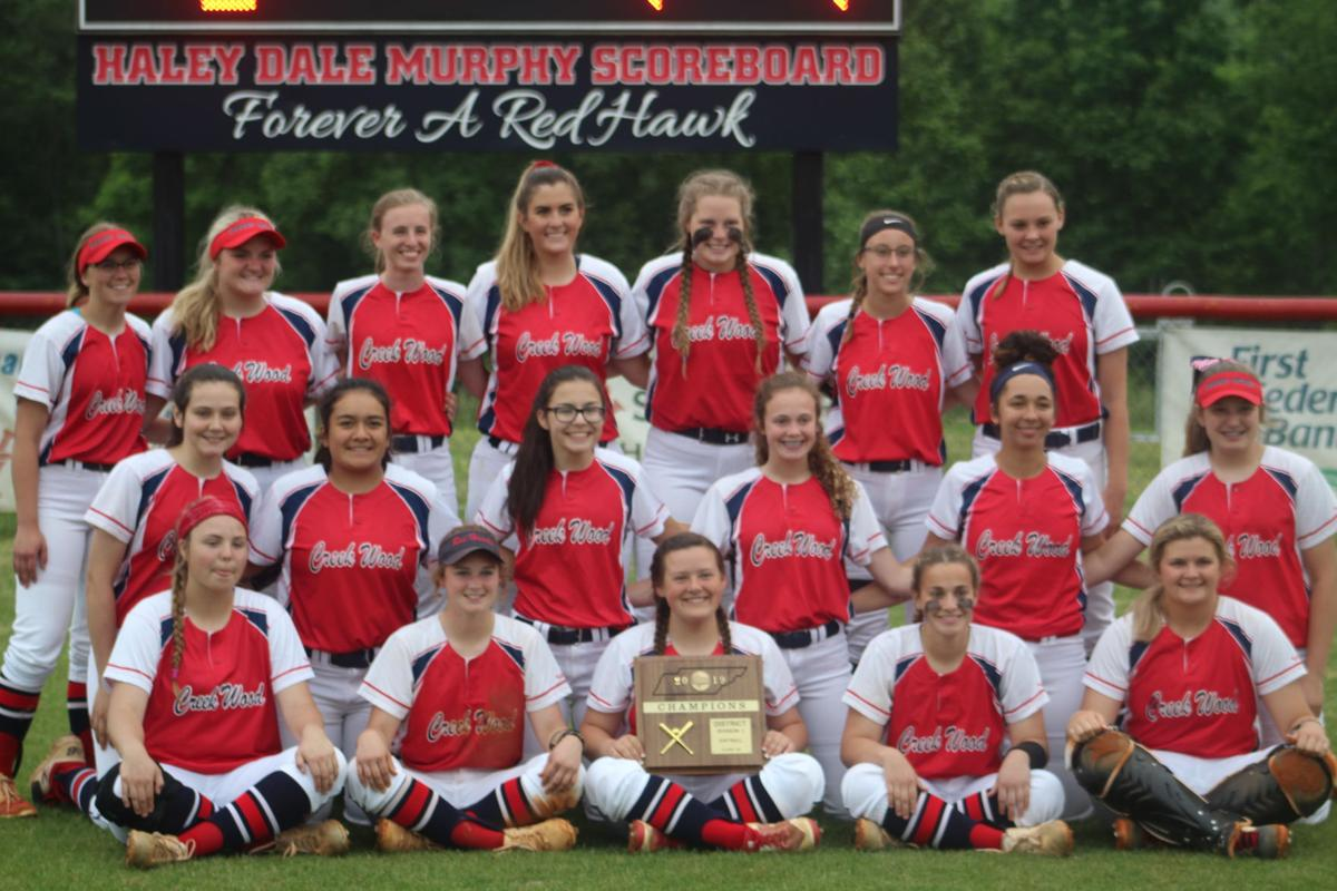Creek Wood won the district tournament for the first time since 2015. CASEY PATRICK