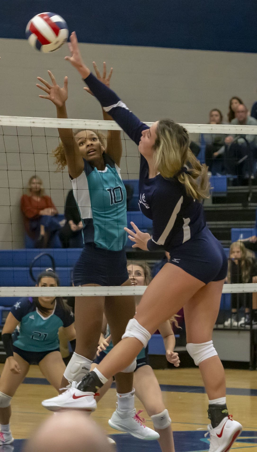 Cookeville denies Siegel volleyball team state bid
