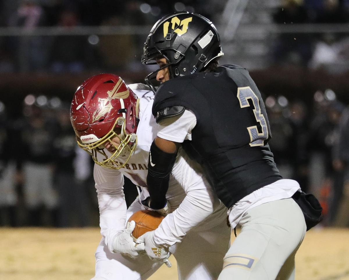 Turnovers plague Riverdale in 20-14 loss at Mt. Juliet