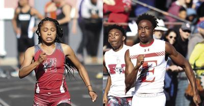 East Nashville's Jalyn Rice was named the Main Street Preps Davidson County Girls track & field Athlete of the Year and Demick Starling was named the Boys Athlete of the Year