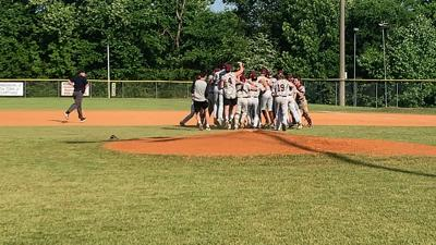 Eagleville baseball team headed to state tournament