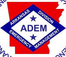 Arkansas Division of Emergency Management logo pic.
