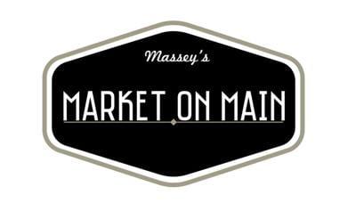Massey's Market On Main business logo pic.