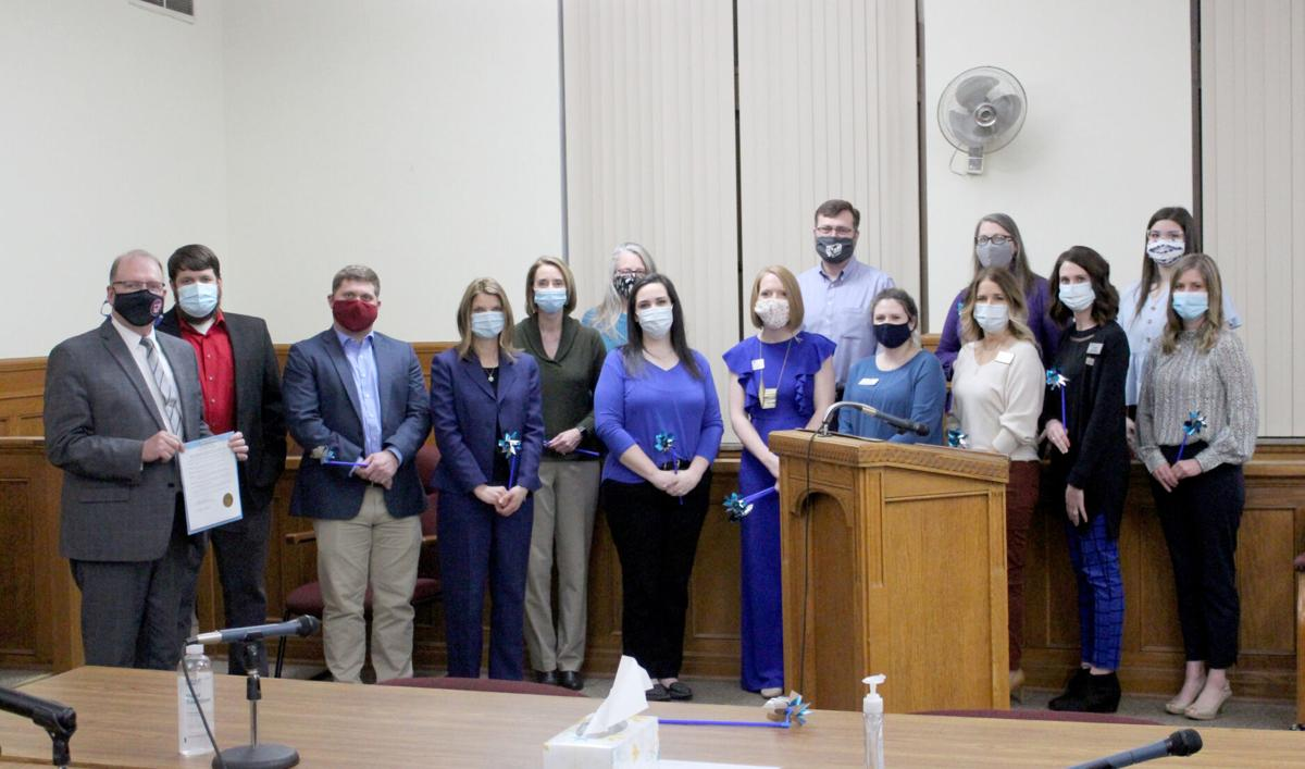 Child Abuse Prevention Awareness Month pic.
