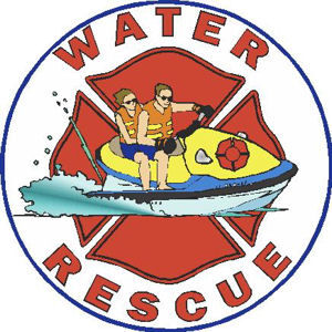 Water rescue logo pic.