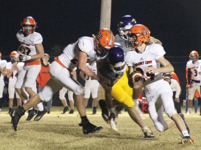 Magnet Cove at McCrory playoff picture