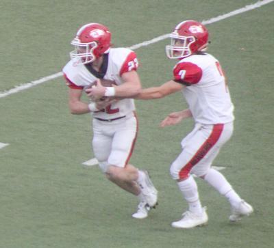 Glen Rose Beavers football pic.