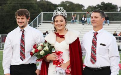 Emma McJunkins 2020 GR homecoming queen