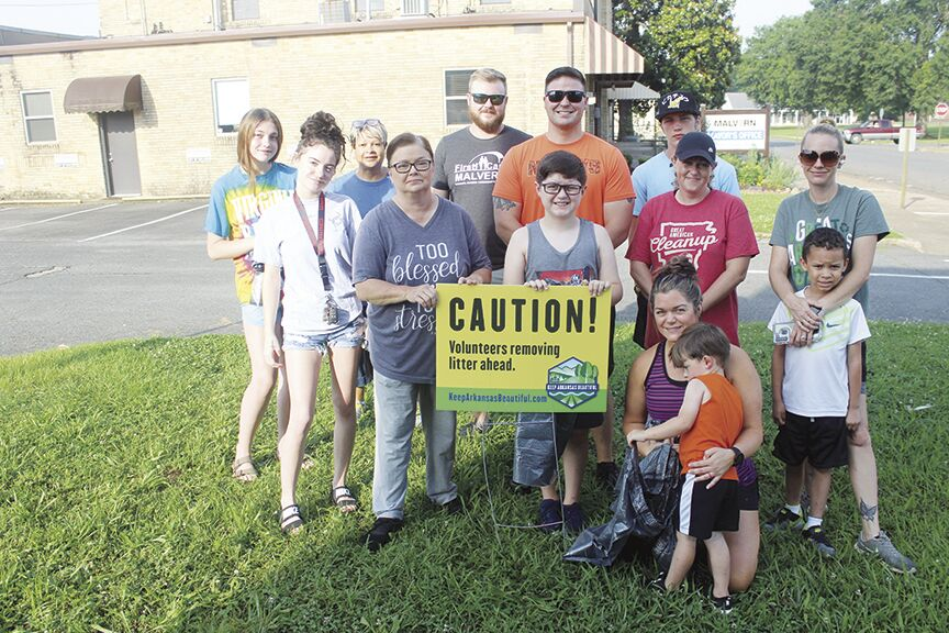 Quarterly Cleanup June 2021 event pic.