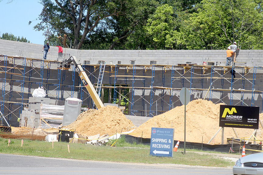 MFD new station building process pic.
