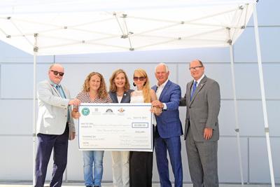Malvern Downtown Development Corporation grant award pic.
