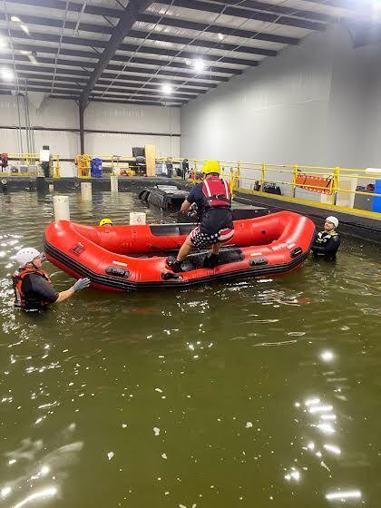 Flood Rescue Academy Training in Texas pic.1.jpg