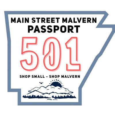 Main Street Malvern Passport 501 logo pic.