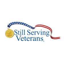 Serving Veterans logo pic.