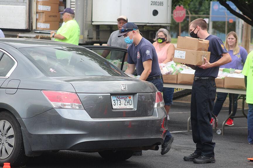 CADC Emergency Food Box Distribution pic.