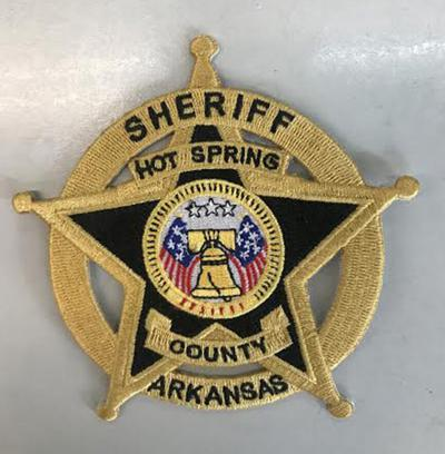 HSC Sheriff's department badge pic.