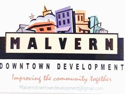 Malvern Downtown Development Corporation logo pic.