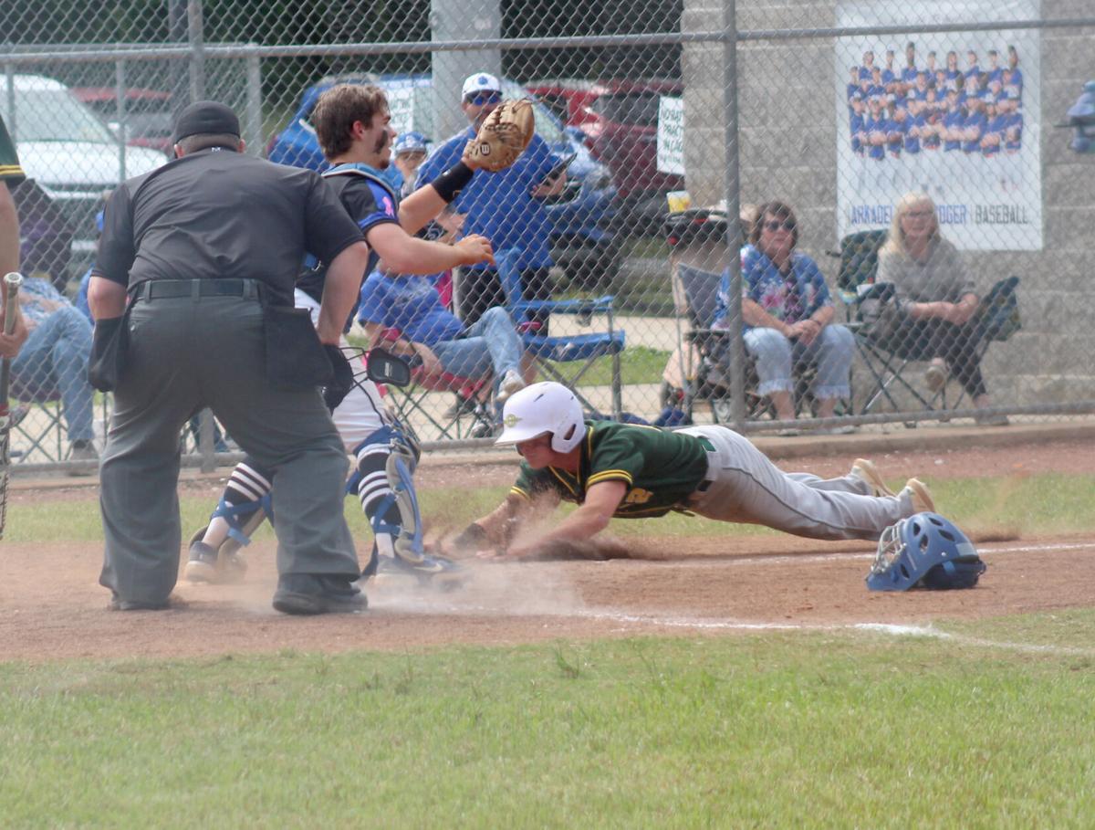 Warriors state baseball tourney pic.1
