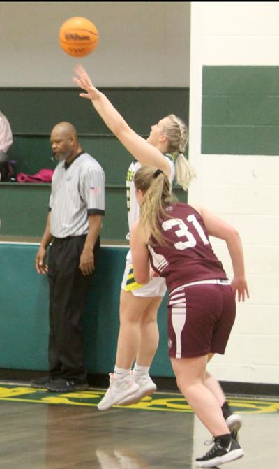 Lady Warriors hoops pic.