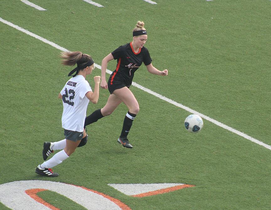 Lady Leopards vs. Morrilton soccer pic.2