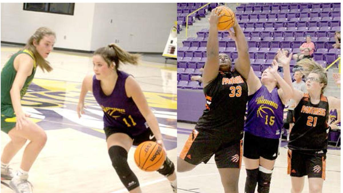 Ouachita, Magnet Cove and Poyen team camp hoops pic.