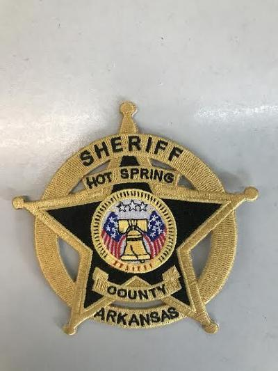 HSC Sheriff's badge