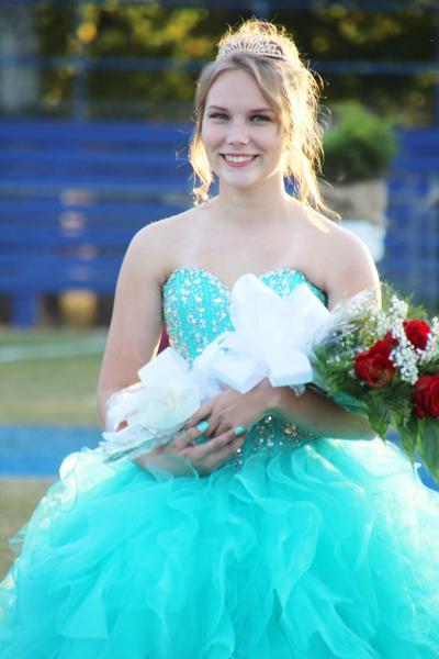 Emily Becker 2020 Bismarck Homecoming Queen