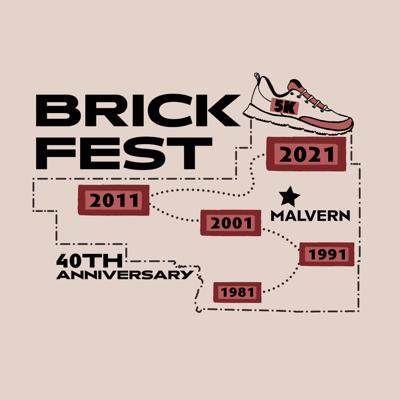 Brickfest 5k 2021 logo pic.