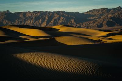 Hiker Dies in Death Valley Under Extreme Heat Conditions