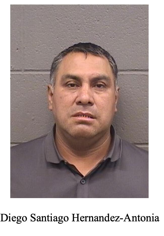 Sanchez mugshot
