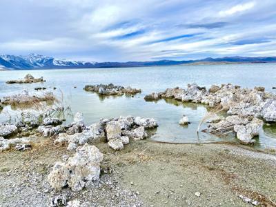 Mono Lake levels continue to drop