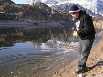 Hot Creek Hatchery outbreak threatens fish stocking