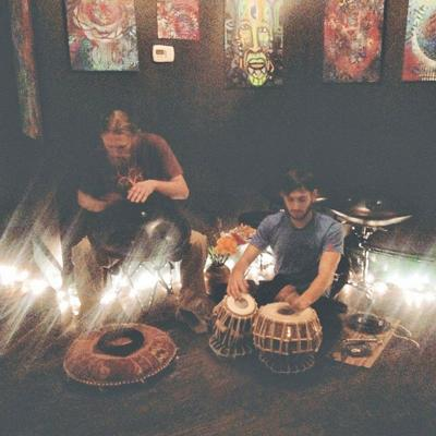 Brattleboro duo Aura Shards taking a 'hands-on' approach to a new world of music