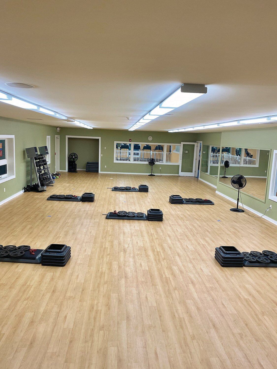 Manchester gym survives online, thrives in person