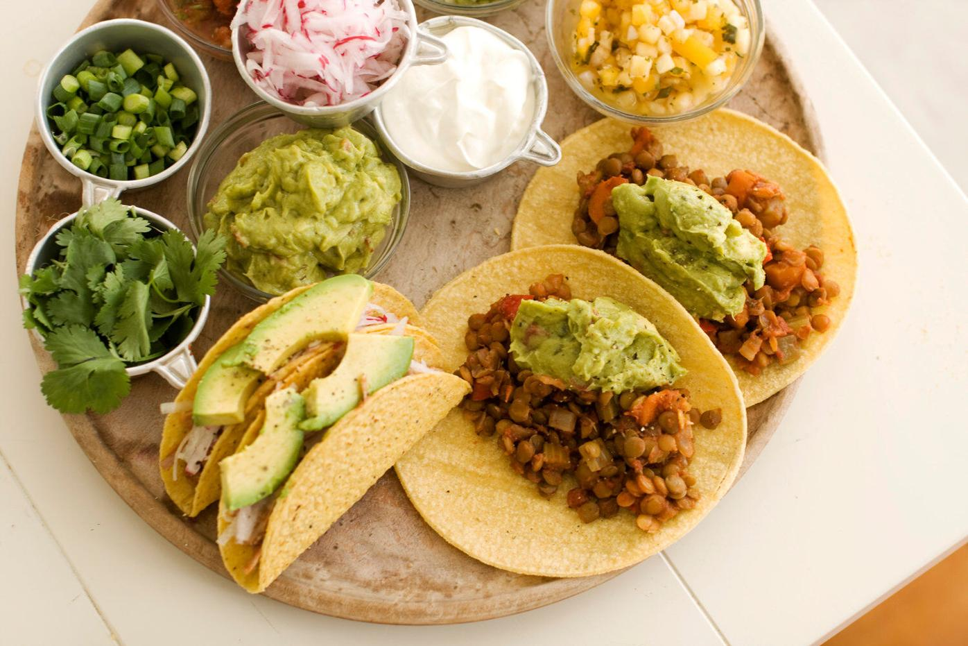Make these smoky, delicious pork tacos in just 30 minutes