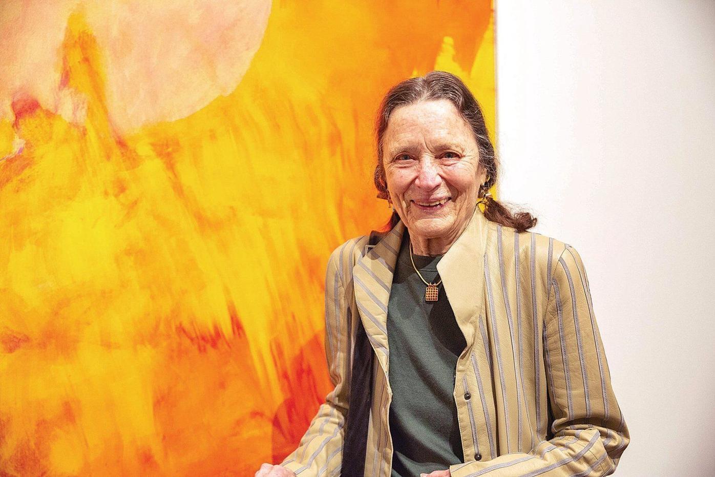 An appreciation of Emily Mason: Critics, curators remember Brattleboro abstract artist's legacy