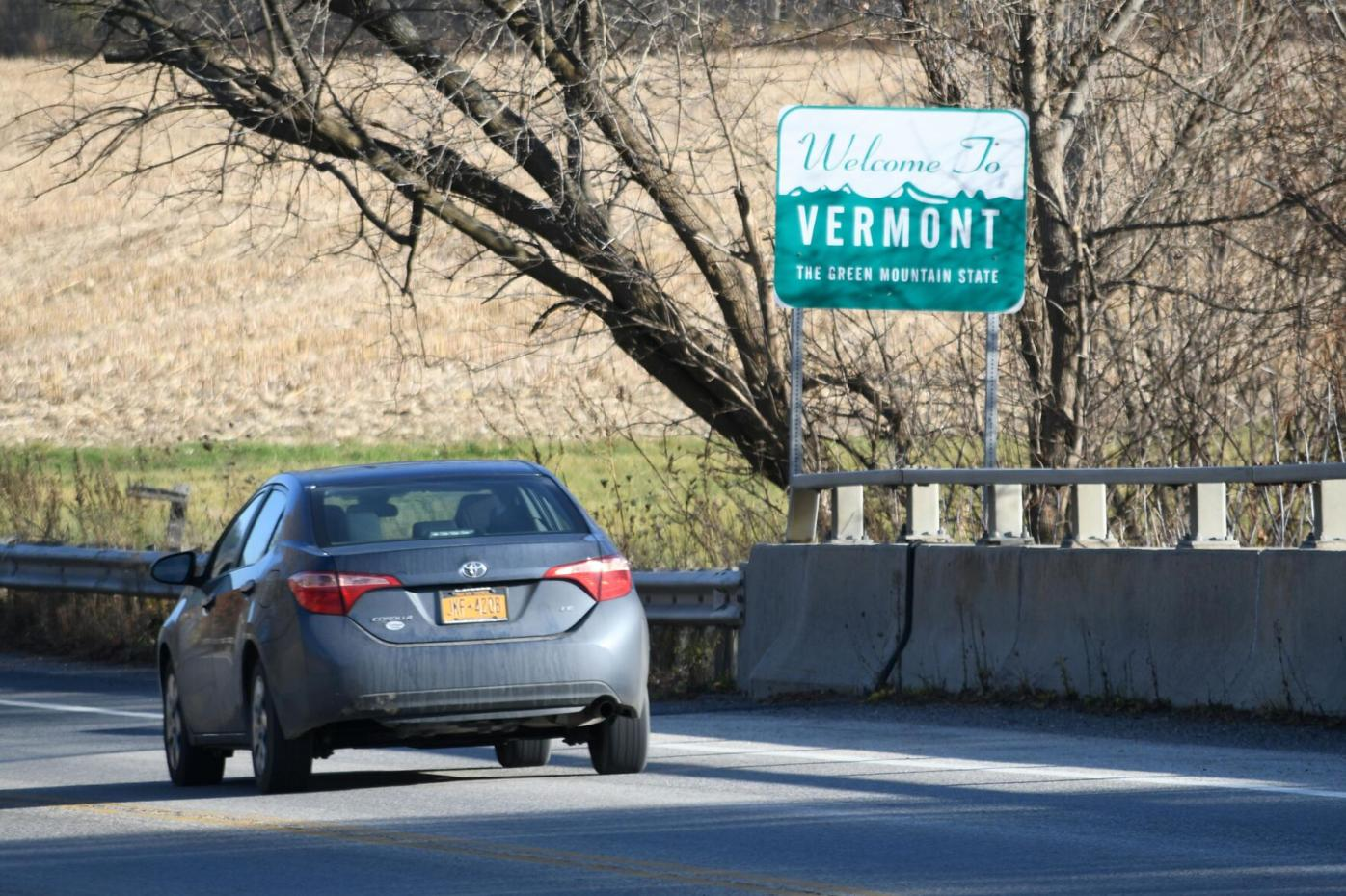 Vermont new travel restrictions