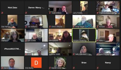 Arlington Red Mountain Meeting