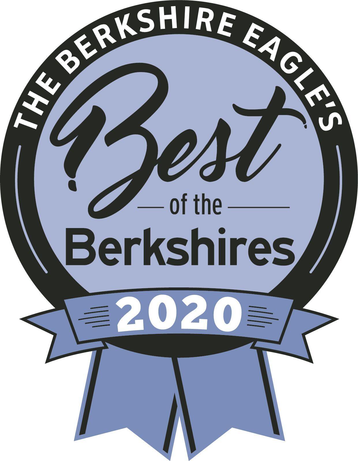 best of berkshires 2020 ribbon