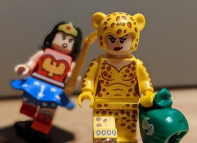 Wonder Woman Legos