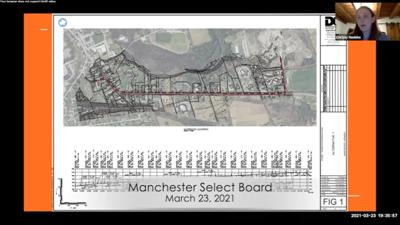 Manchester Select Board, March 2021