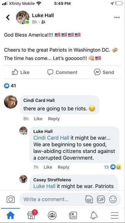 hall postings